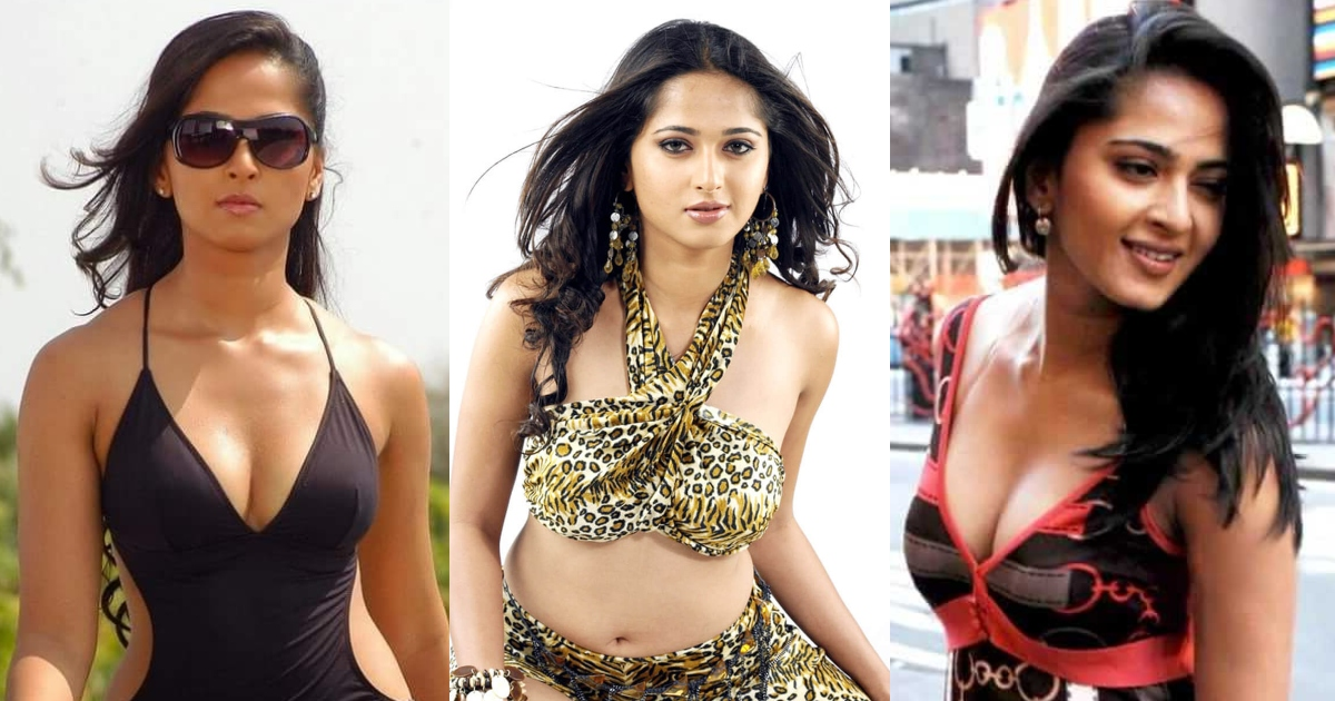 51 Anushka Shetty Hot Pictures Show Off Her Voluptuous Body