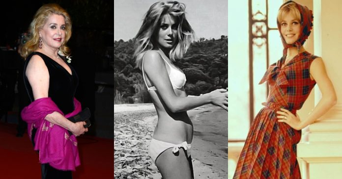 51 Hottest Catherine Deneuve Butt Pictures Uncover Her Attractive Assets