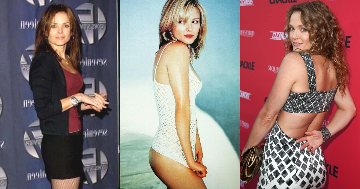 51 Hottest Dina Meyer Butt Pictures Uncover Her Attractive Assets