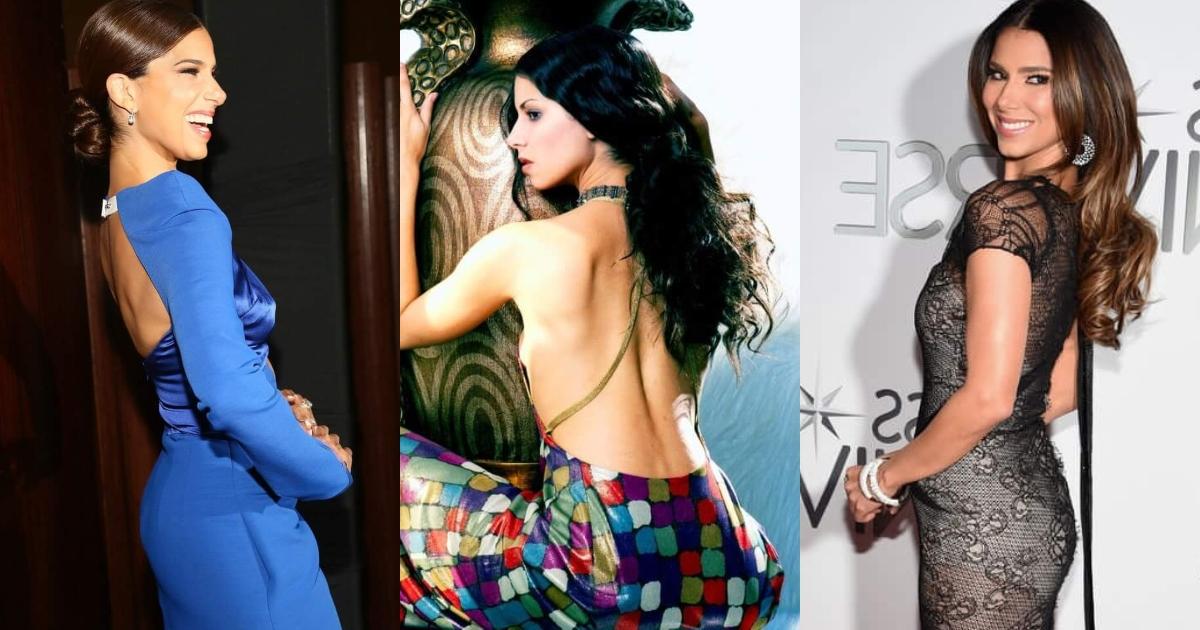 51 самое горячее фото Розелин Санчес с задницей, раскрывающее ее привлекательные активы — НАСЫЩЕННЫЕ НА КОФЕ