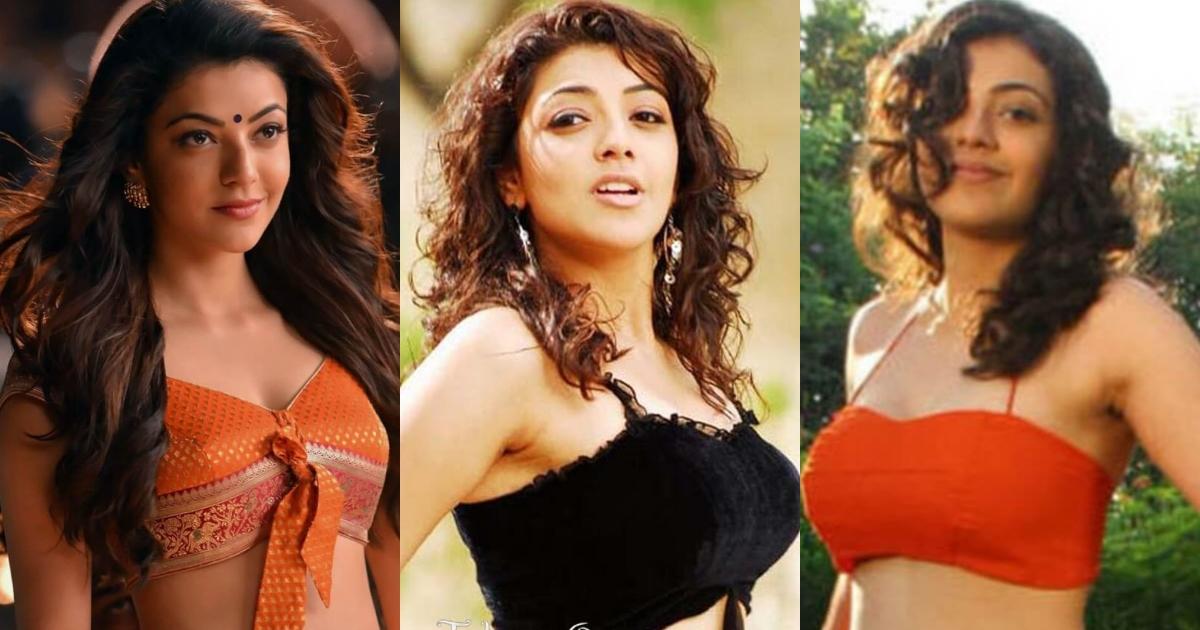 51 Kajal Agarwal Hot Pictures Show Off Her Voluptuous Body