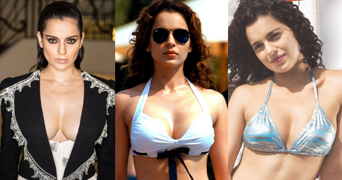 51 Kangana Ranaut Hot Pictures Are A Sure Crowd Puller