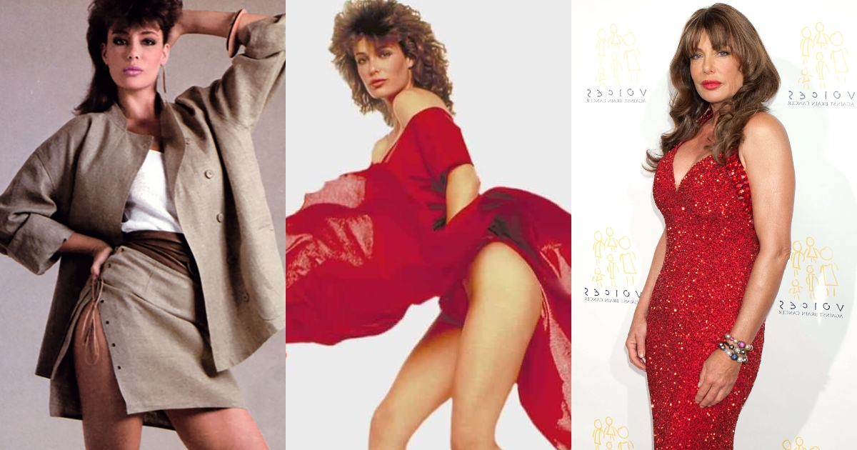 51 Kelly LeBrock Big Butt Pictures Define Natural Beauty