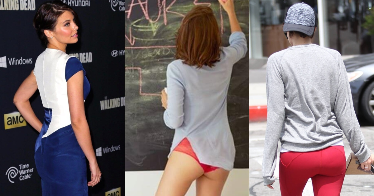 51 Lauren Cohan Big Butt Pictures Are Pure Love