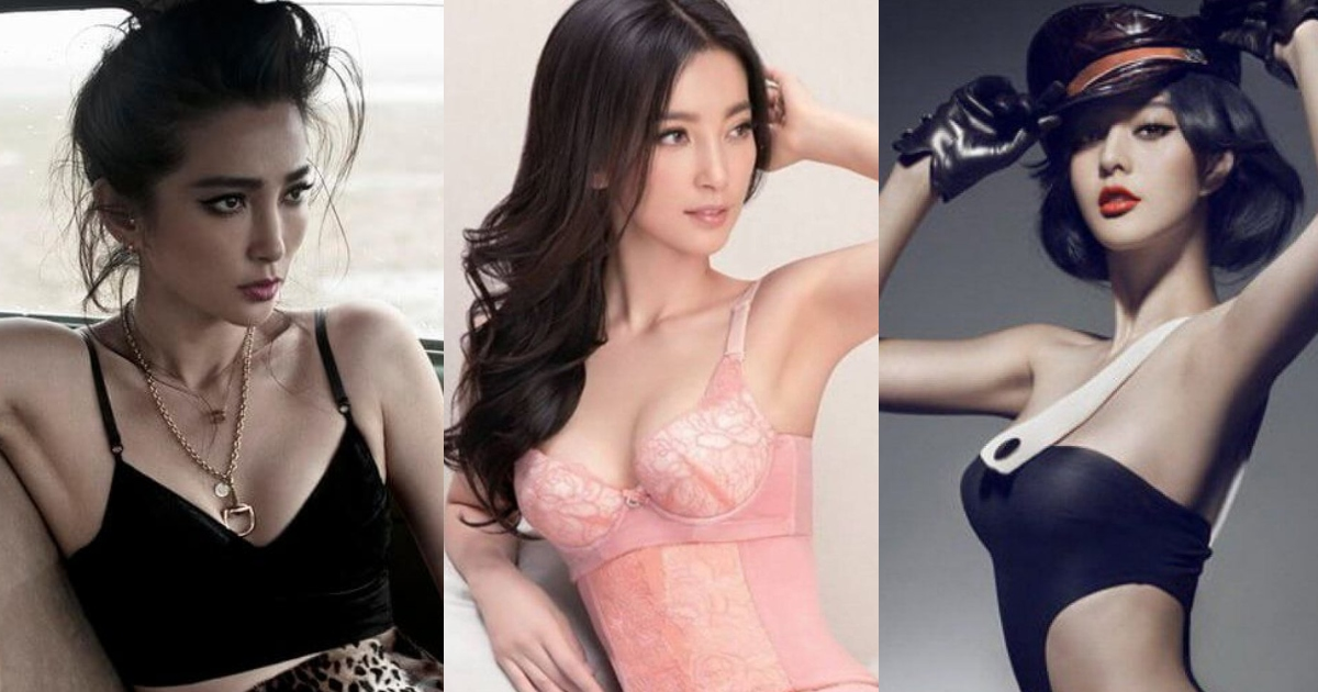 51 Li Bingbing Hot Pictures Are Gorgeously Attractive