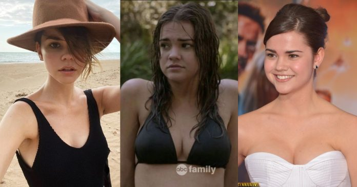 51 Maia Mitchell Hot Pictures That Are Sensually Arousing