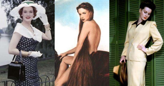 51 Maureen O'Hara Big Butt Pictures Define Natural Beauty