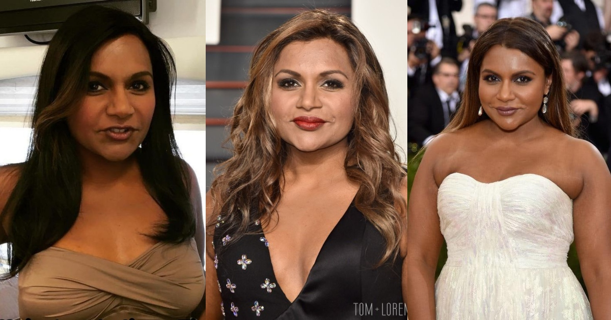 51 Mindy Kaling Hot Pictures Can Make You Fall For Her Glamorous Looks
