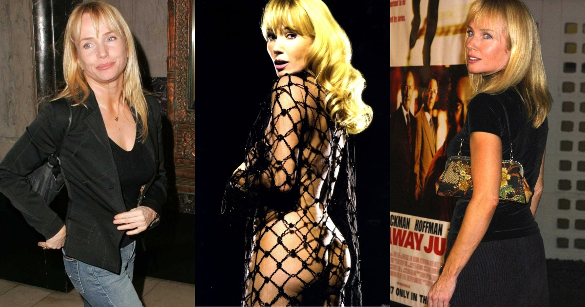 51 Rebecca De Mornay Butt Pictures Are The Best On The Internet