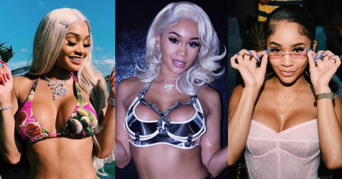 51 Saweetie Hot Pictures Can Make You Fall For Her Glamorous Looks