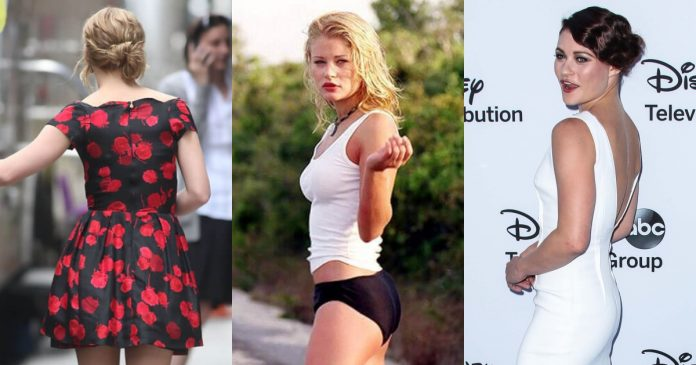 51 Sexiest Emilie de Ravin Butt Pictures Are Hot As Hellfire