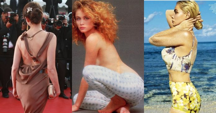 51 Sexiest Emmanuelle Béart Butt Pictures Which Will Shake Your Reality