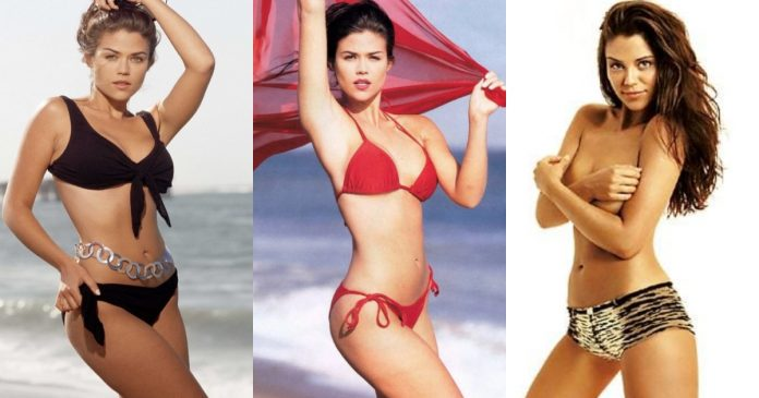 51 Sexiest Susan Ward Butt Pictures Are Hot As Hellfire