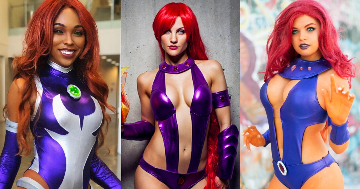 51 Starfire Hot Pictures Show Off Her Flawless Figure