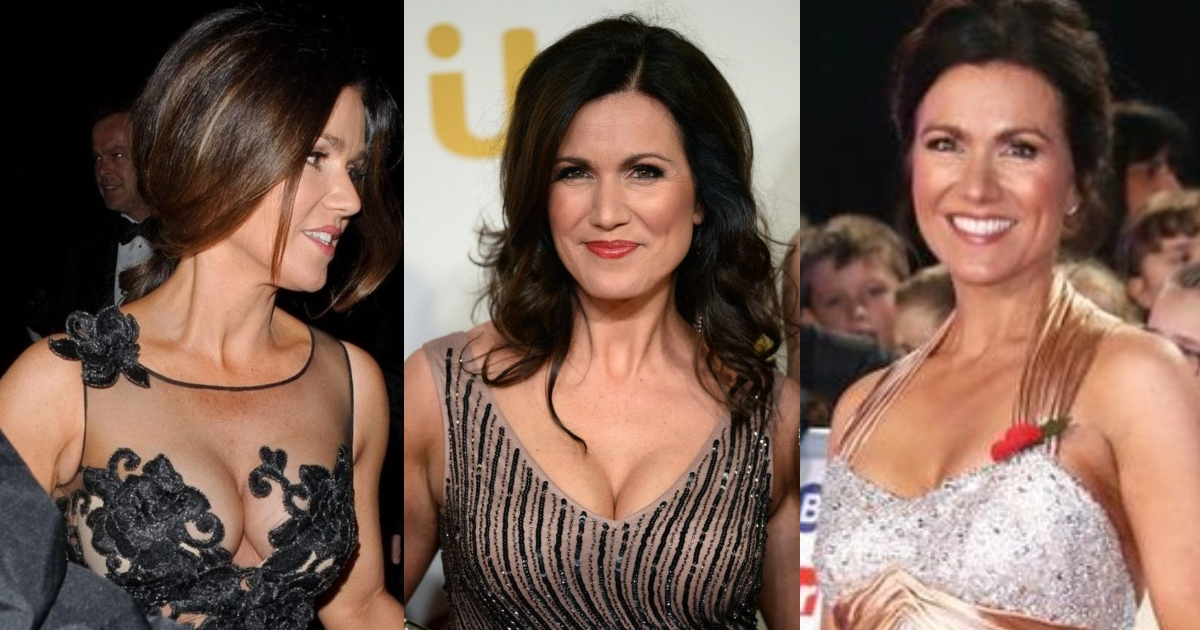 51 Susanna Reid Hot Pictures Will Bring Out Your Deepest Desires