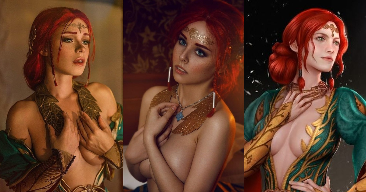 51 Triss Merigold Hot Pictures Are A Sure Crowd Puller