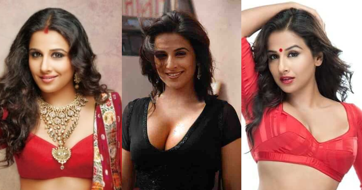 51 Vidya Balan Hot Pictures Are A Sure Crowd Puller