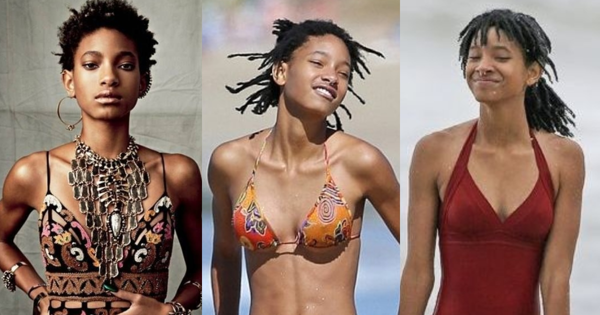51 Willow Smith Hot Pictures Show Off Her Voluptuous Body