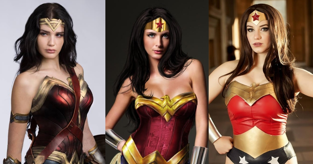 51 Wonder Woman Hot Pictures Will Bring Out Your Deepest Desires