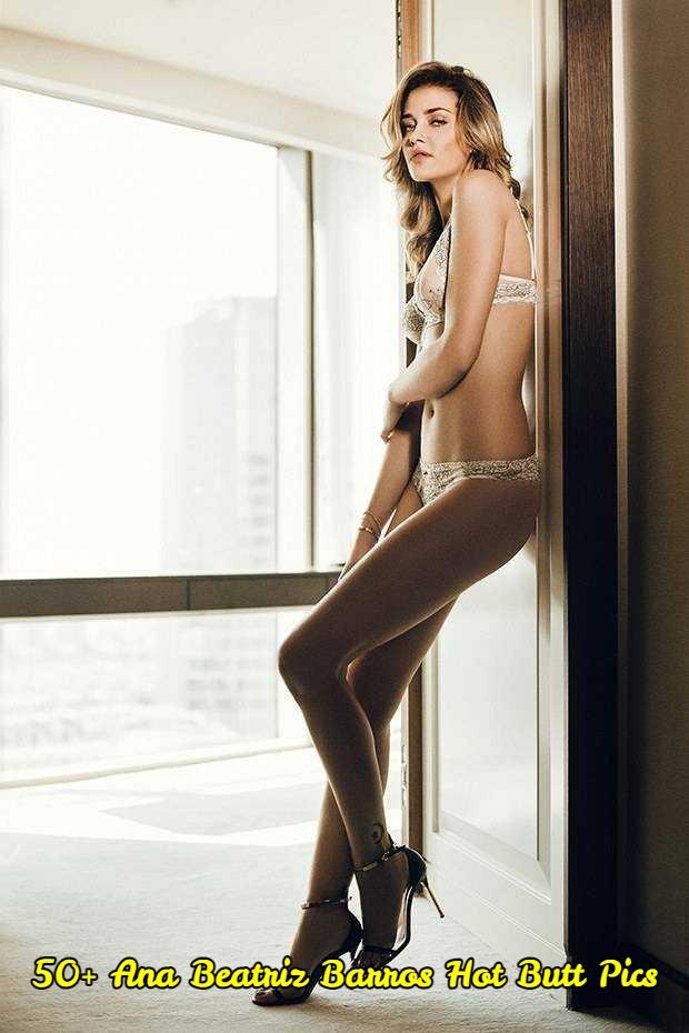 Ana Beatriz Barros Hot Butt Pics