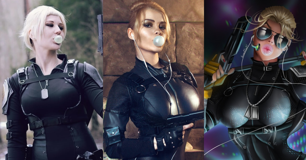 44 Cassie Cage Hot Pictures That Are Sure To Make You Break A Sweat