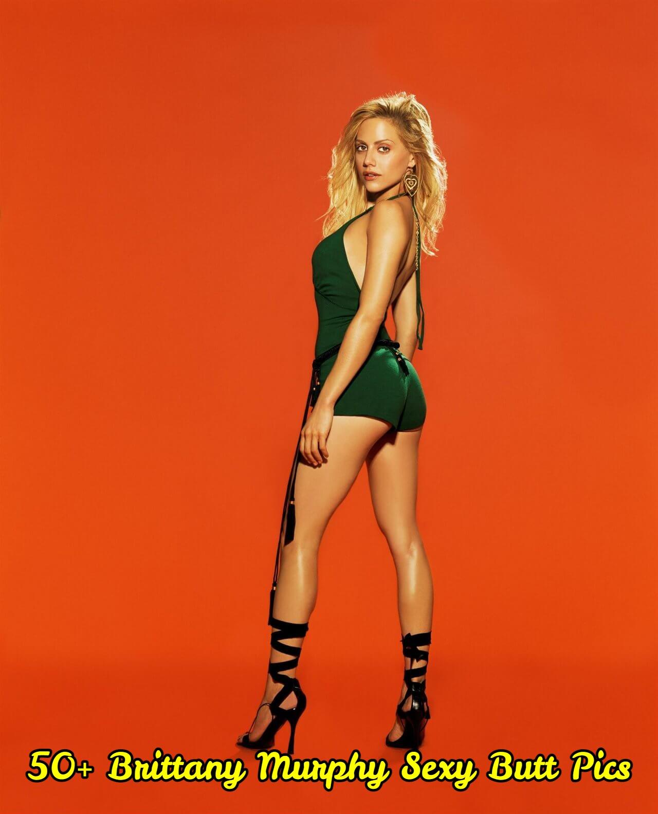 Brittany Murphy Sexy Butt Pics