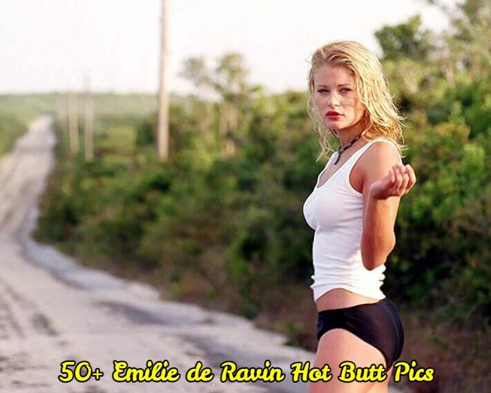 Emilie de Ravin Hot Butt Pics