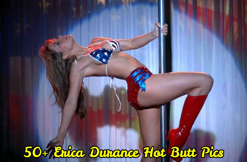 Erica Durance Hot Butt Pics