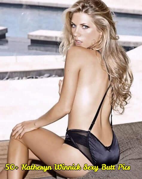 Katheryn Winnick Sexy Butt Pics