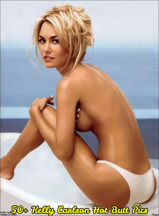 Kelly Carlson Hot Butt Pics