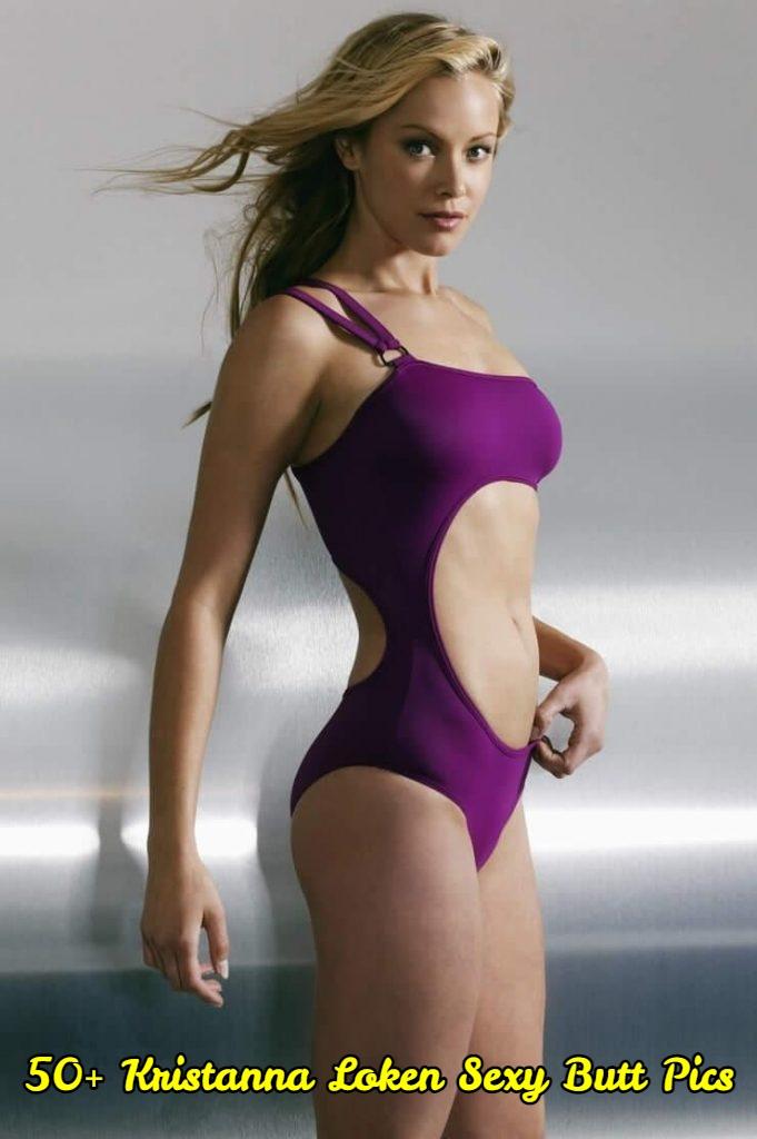 Kristanna Loken Sexy Butt Pics
