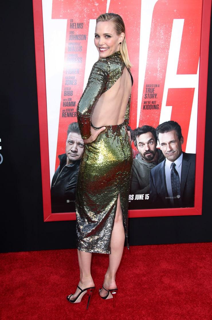 51 самая горячая картинка с Лесли Бибб с задницей, раскрывающая ее привлекательные активы - ГИГА НА КОФЕ