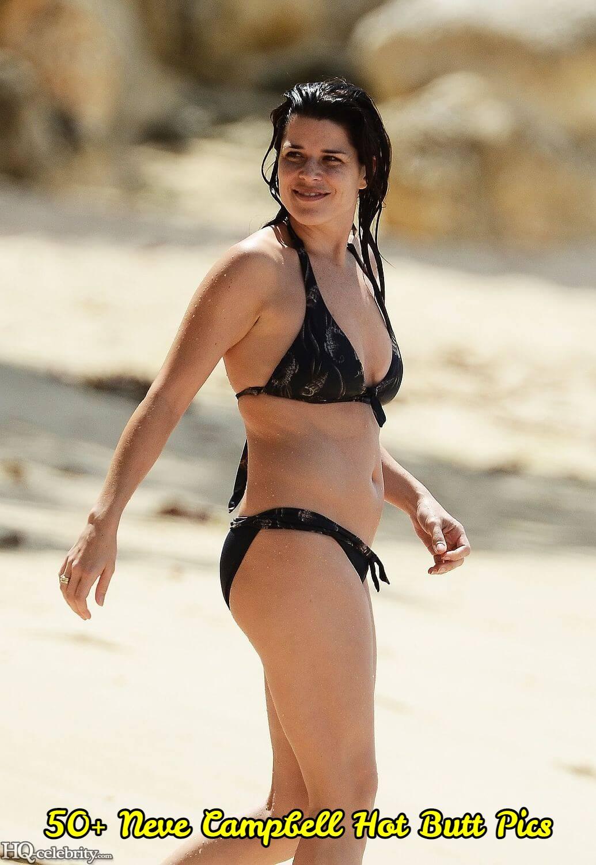 Neve Campbell Hot Butt Pics