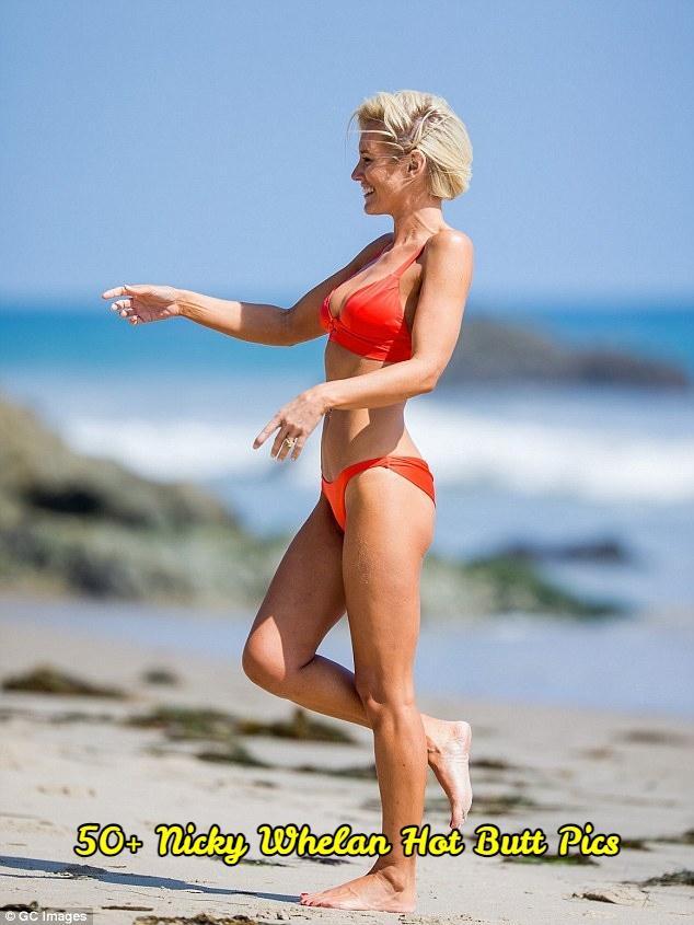 Nicky Whelan Hot Butt Pics