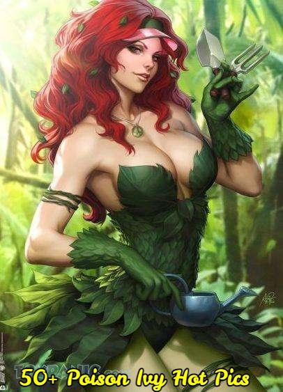 Poison Ivy Hot Pics