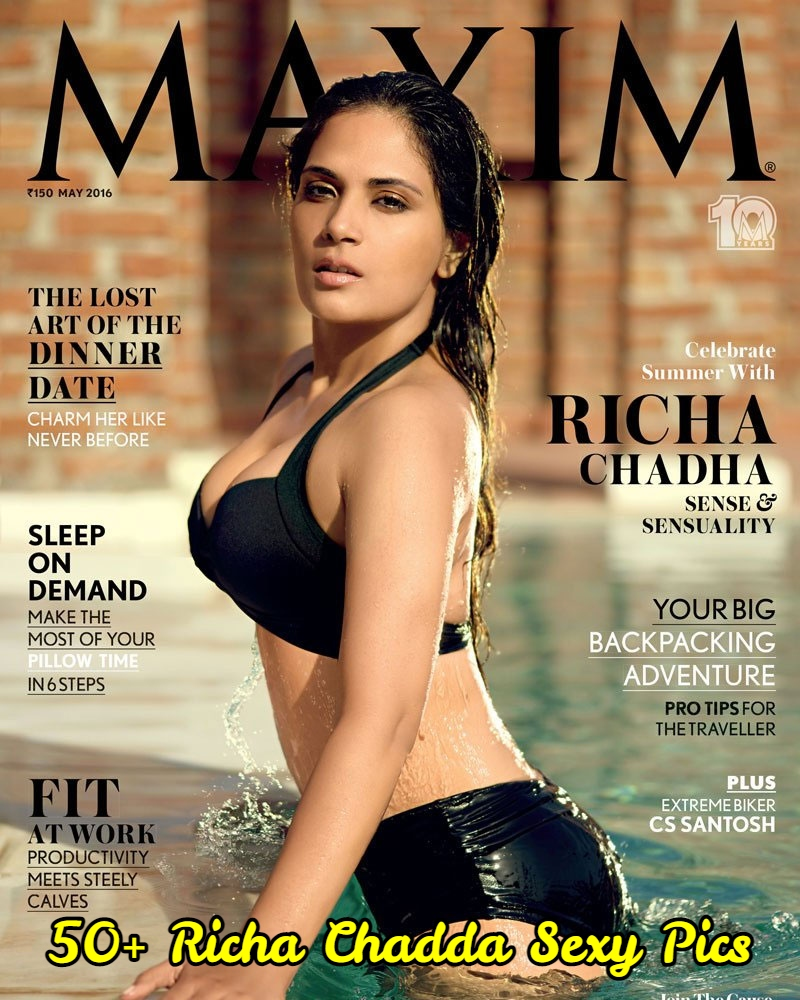 Richa Chadda Sexy Pics