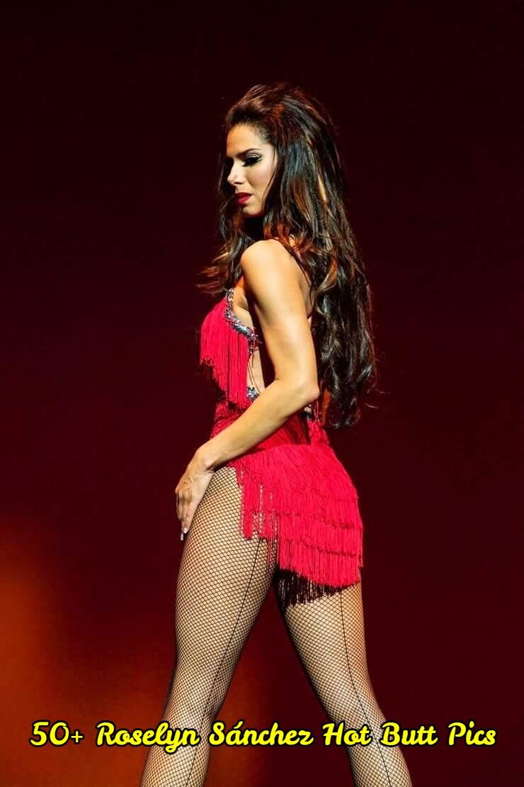 Roselyn Sánchez - горячие попки (фото)