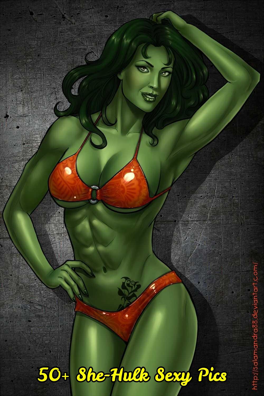 She-Hulk Sexy Pics