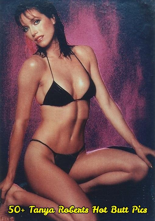 Tanya Roberts Hot Butt Pics