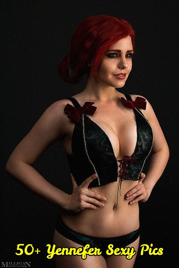 Yennefer Sexy Pics