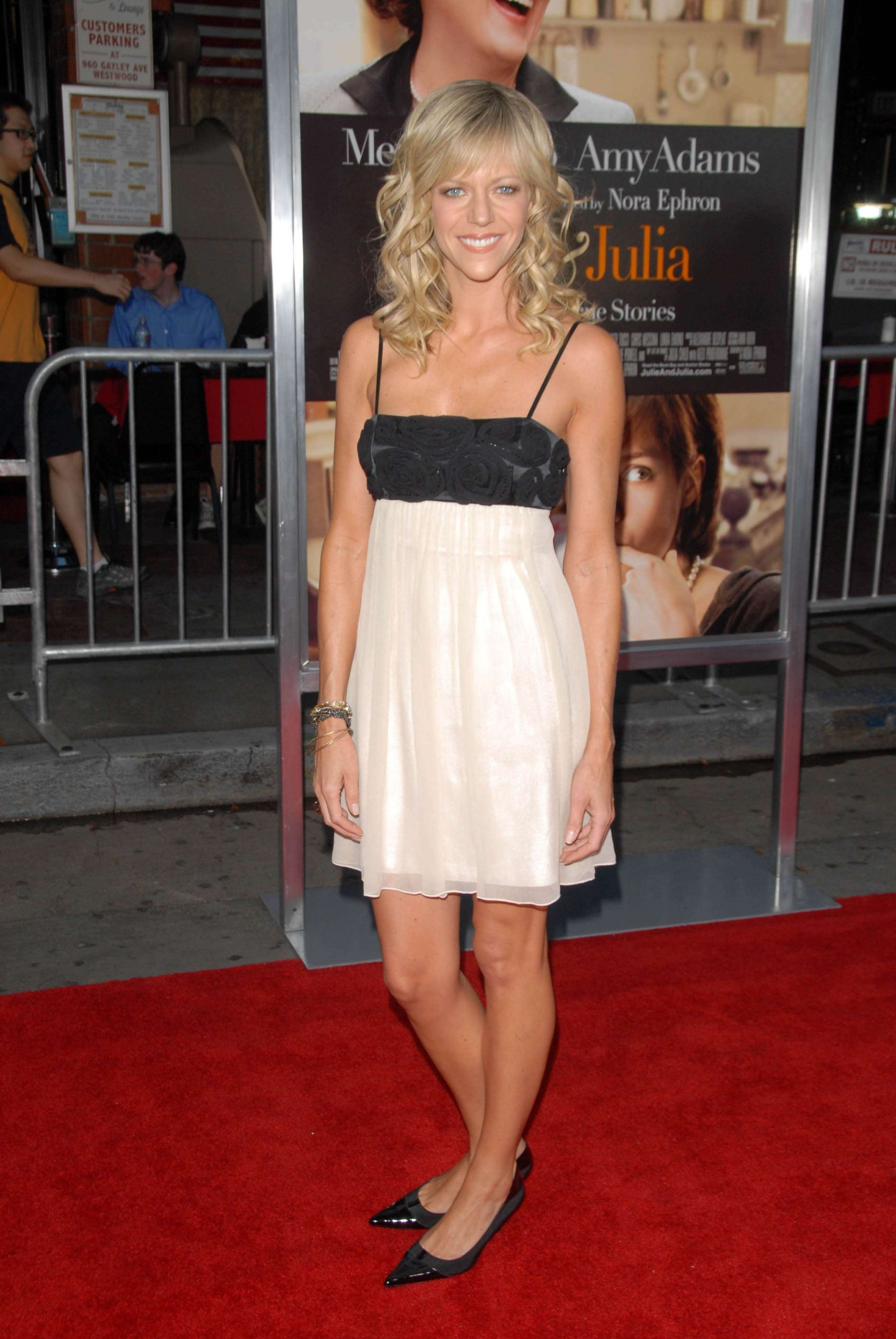 at the Los Angeles Special Screening of 'Julie and Julia'. Mann Village Theatre, Westwood, CA. 07-27-09