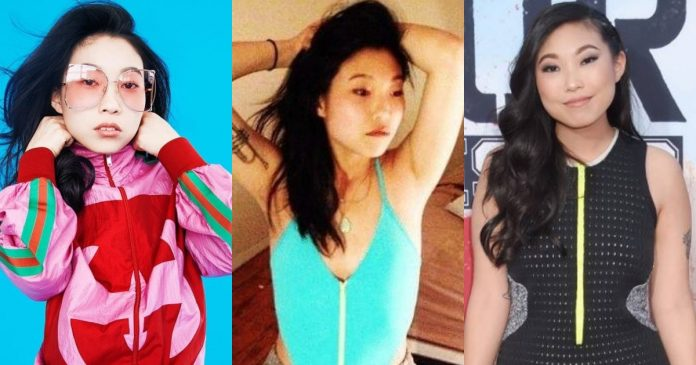 51 Awkwafina Hot Pictures That Are Sure To Make You Break A Sweat