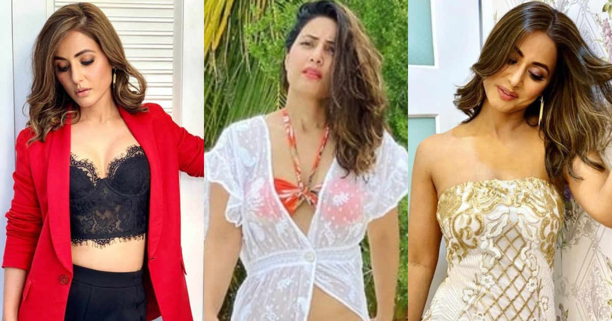 51 Hina Khan Hot Pictures That Are Sure To Make You Break A Sweat