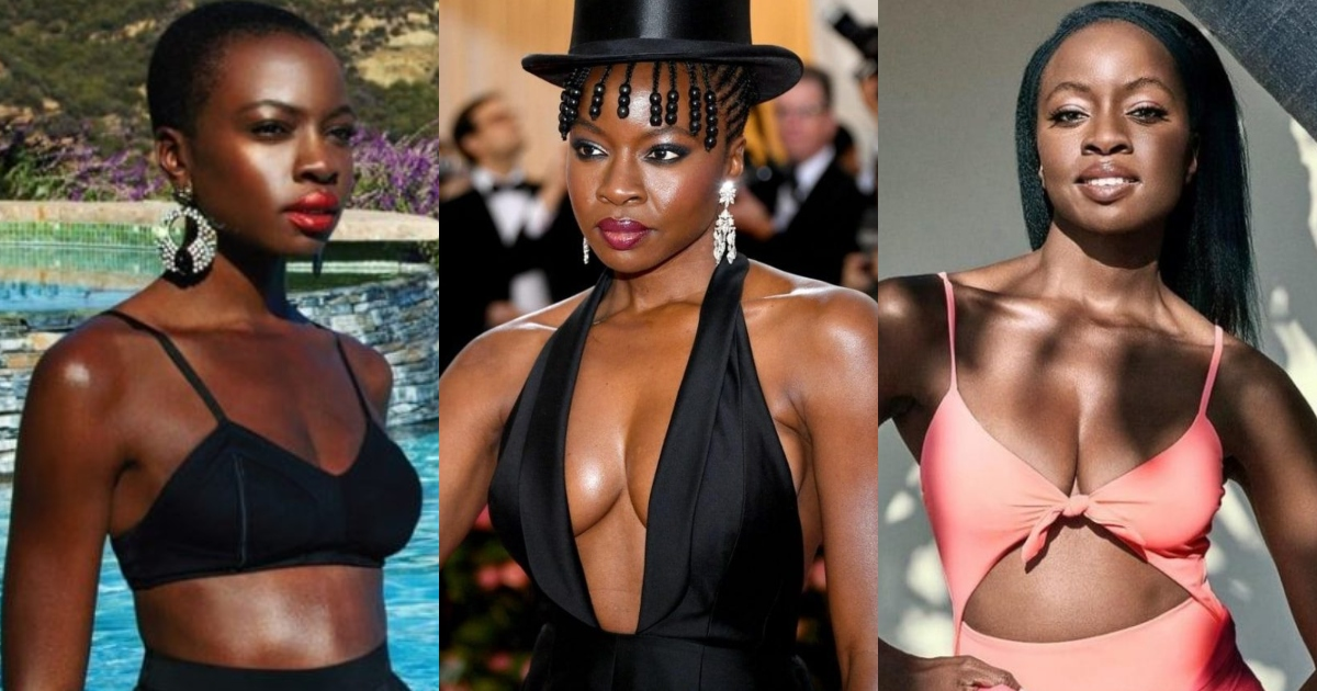 51 Hottest Danai Gurira Pictures That Will Hypnotize You