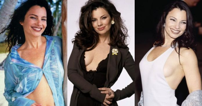 51 Hottest Fran Drescher Pictures You Just Can't Get Enough Of
