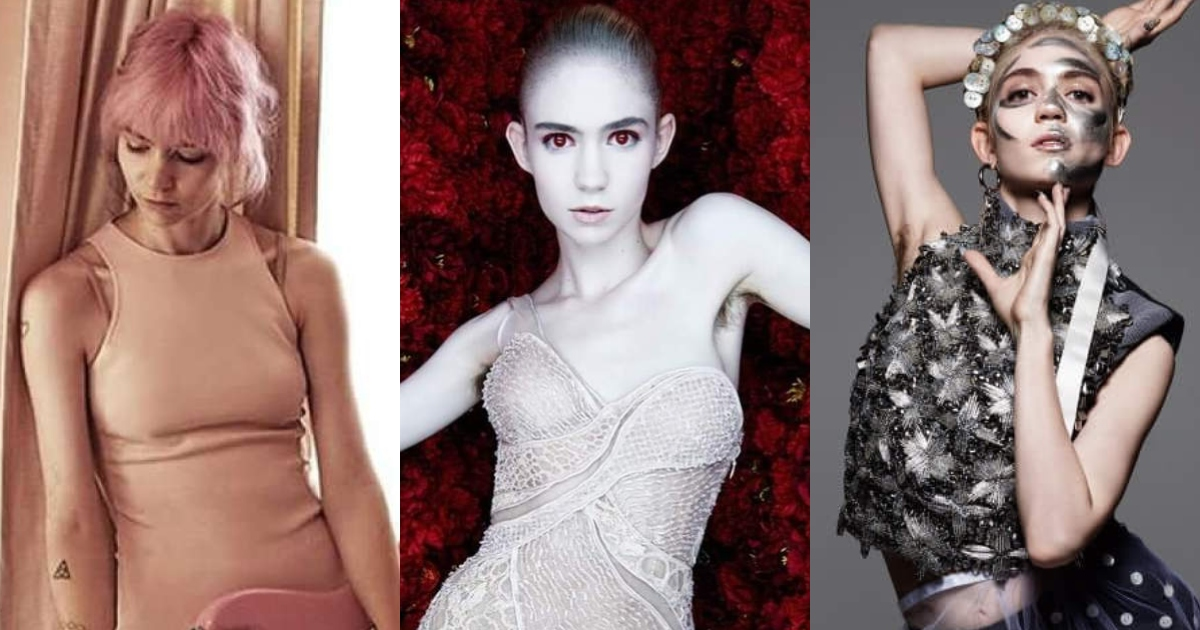 51 Hottest Grimes Pictures You Just Can't Lay Your Eyes Off