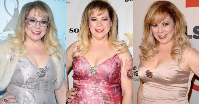 51 Hottest Kirsten Vangsness Pictures You Just Can't Lay Your Eyes Off