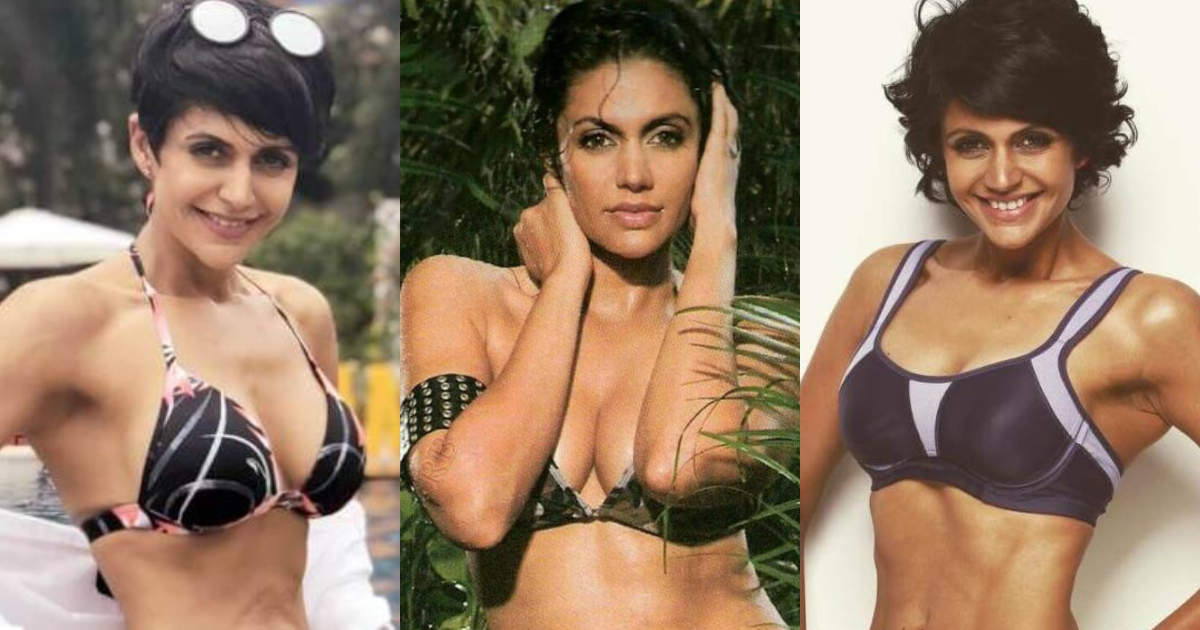 51 Hottest Mandira Bedi Pictures Make Her A Thing Of Beauty