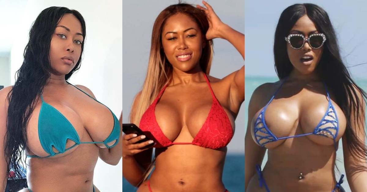 51 Hottest Moriah Mills Pictures Can Make You Fall For Her Glamorous Looks