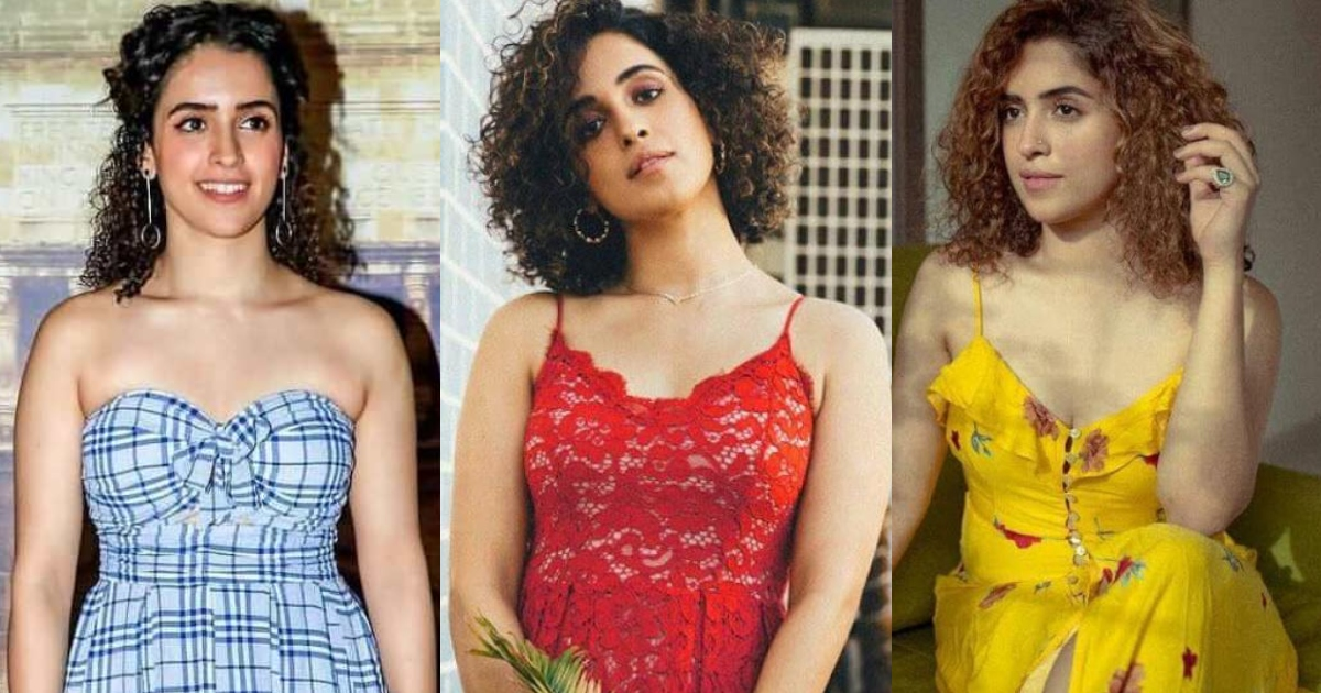 51 Hottest Sanya Malhotra Pictures Will Bring Out Your Deepest Desires